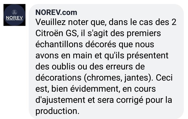 GS 1/18 NOREV Smarts10