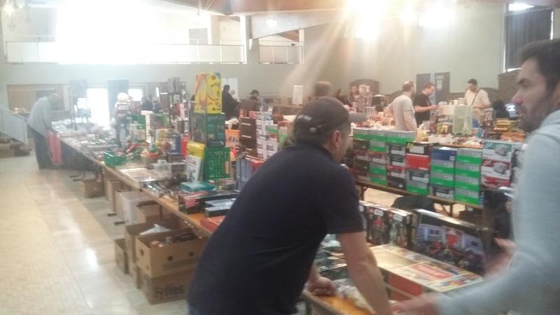Salon Vint-toys à Merville (59 Nord) 28/01/2018 20180123
