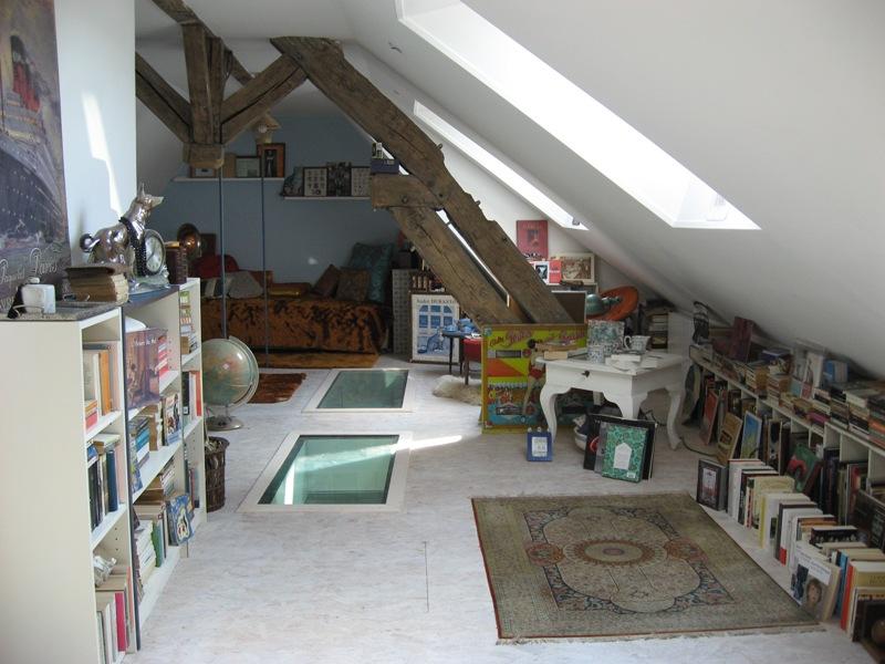 aménager la pièce du bas (peu lumineuse) en salle de détente Veteme12