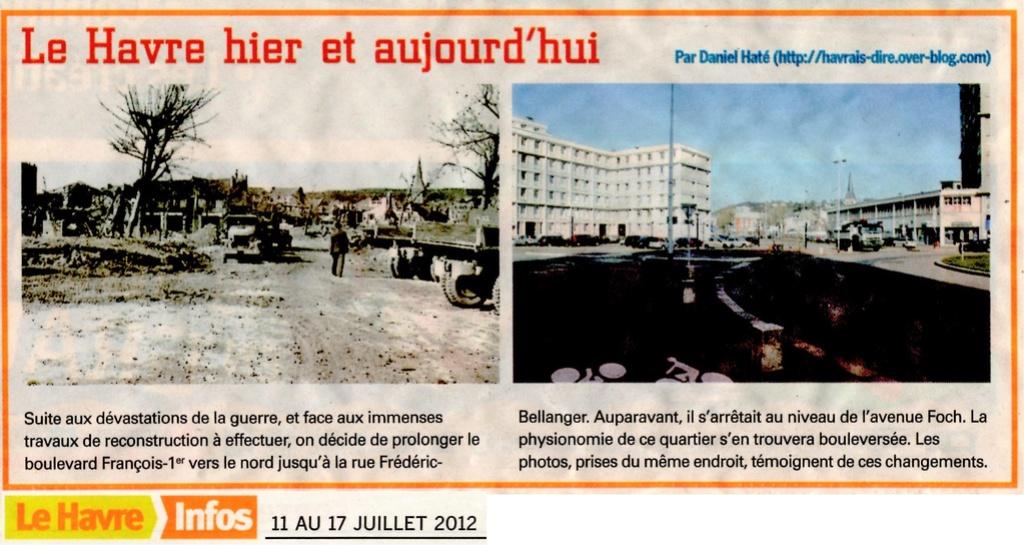 Havre - Le Havre - Boulevard François 1er 2012-012