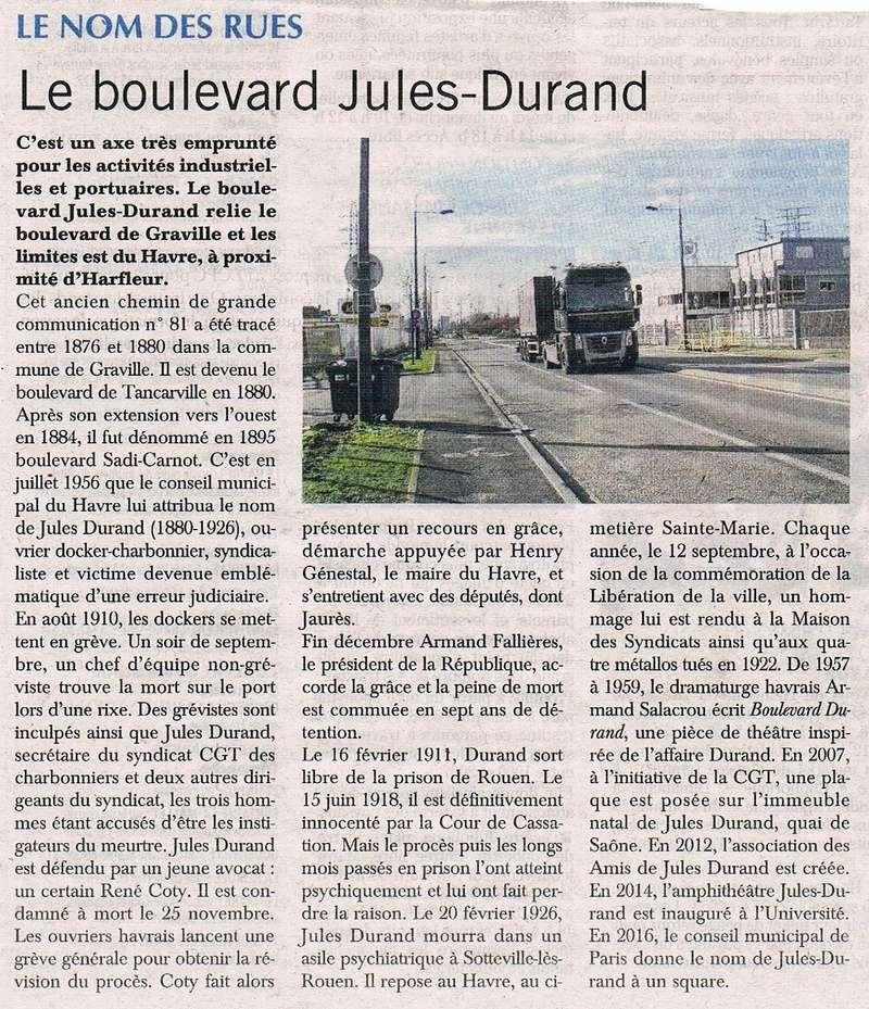 Havre - Le Havre - Boulevard Jules Durand 2016-010