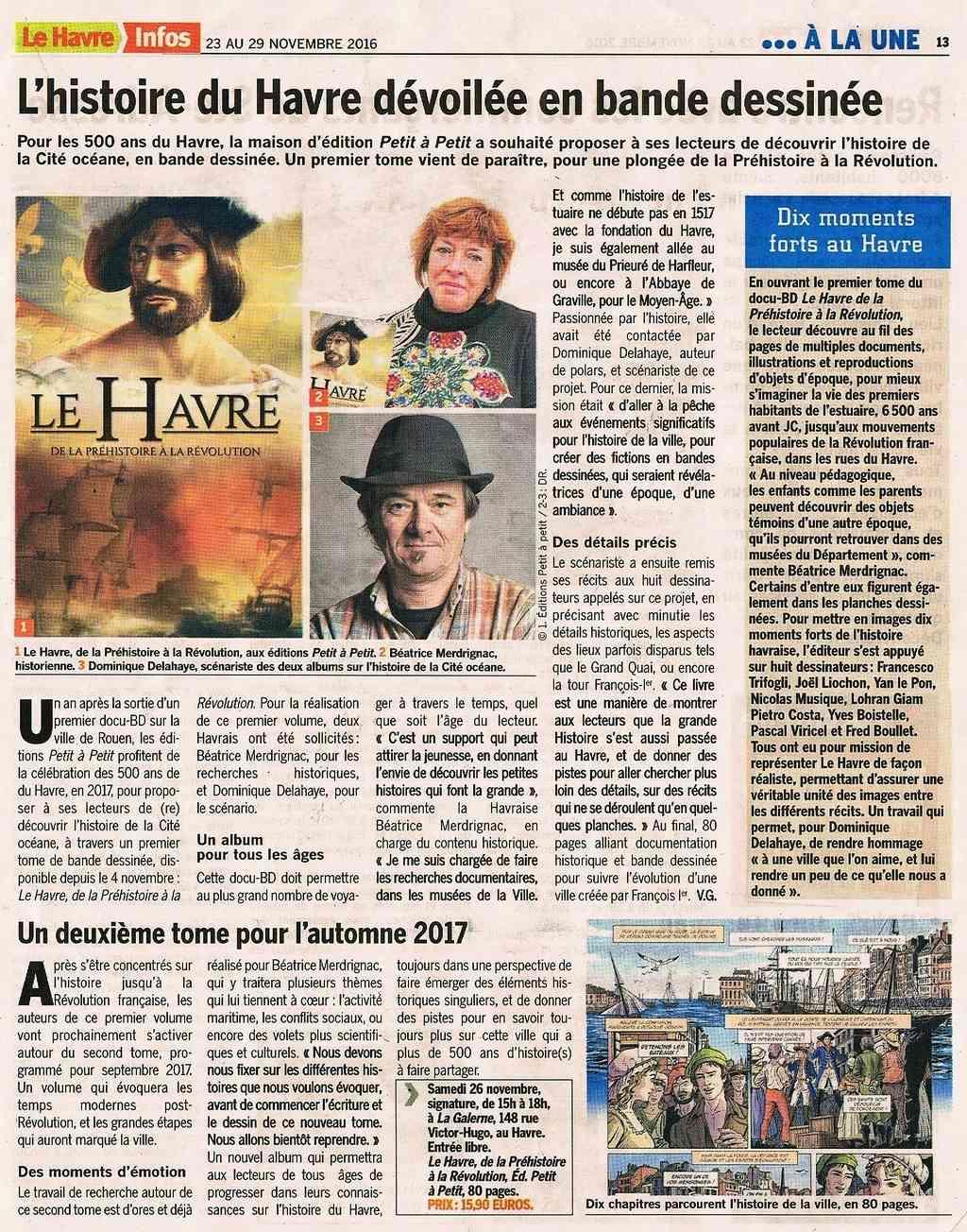 Le Havre en Bandes dessinées 2016-129