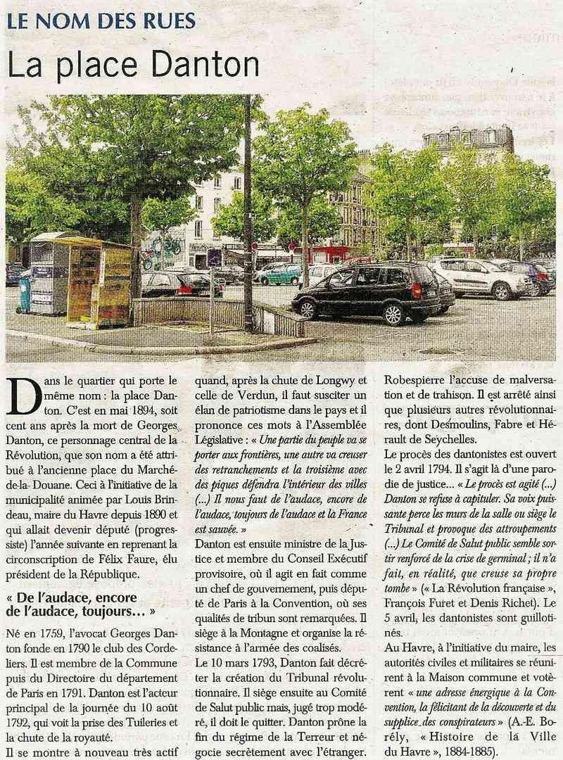 Havre - La Havre - Place Danton 2016-130