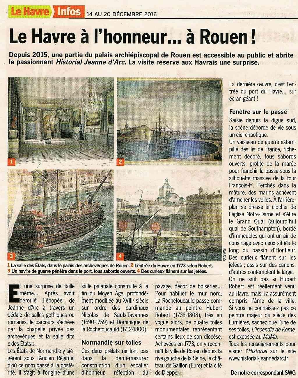 Le Havre à l'honneur ... à Rouen 2016-132