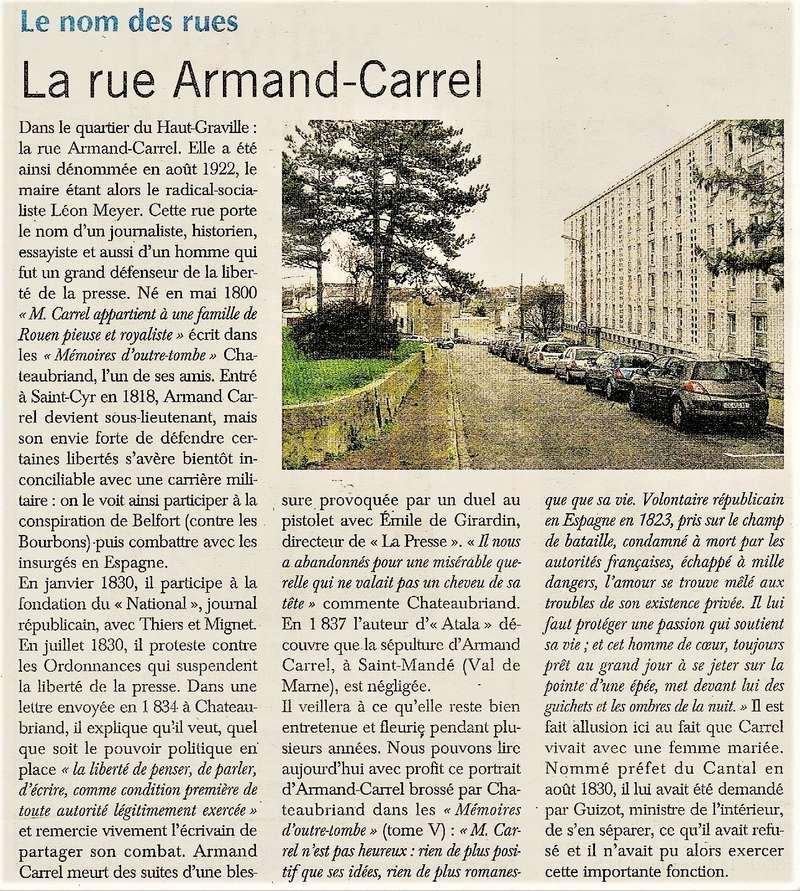 Havre - Le Havre - Rue Armand Carrel (Haut-Graville) 2016-134