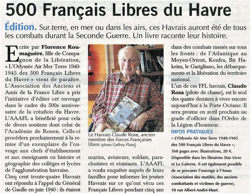 Havre - 500 Français Libres du Havre par ROUMAGUÉRE 2017-079