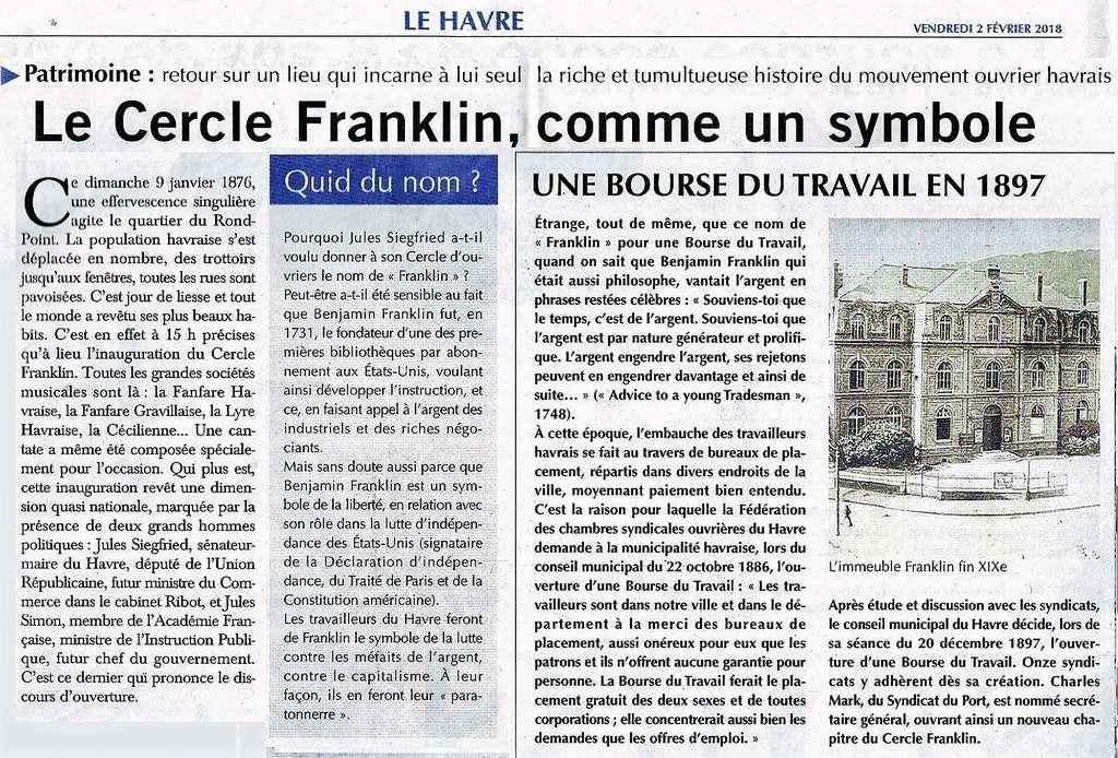 Havre - Le Havre - Cercle Franklin ou Maison des Syndicats 2018-016