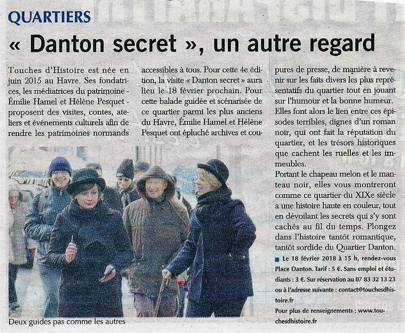 Havre - Le Havre- Danton secret par HAMEL et PESQUET 2018-021