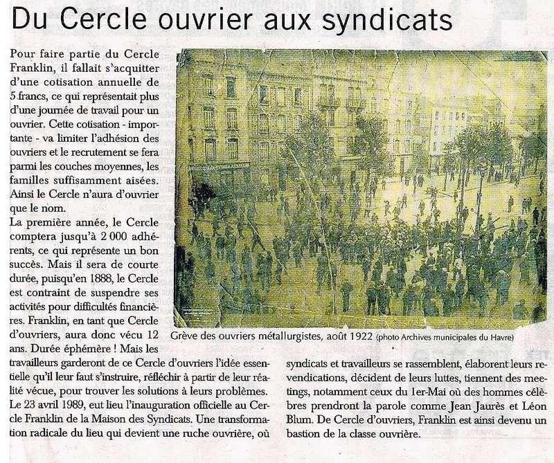 Havre - Le Havre - Cercle Franklin ou Maison des Syndicats 2018-025