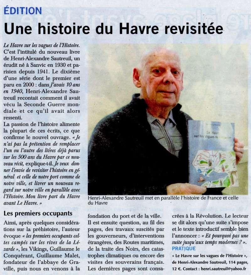 Havre - Le Havre sur les vagues de l'Histoire par SAUTREUIL 2018-042
