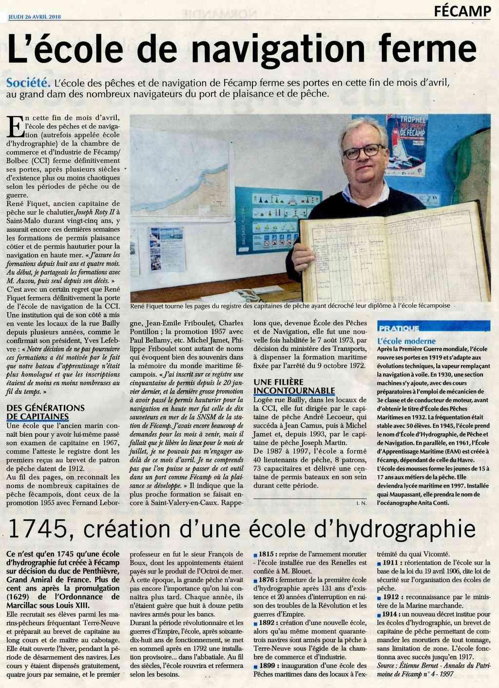 Fécamp - Ecole de navigation (ex Ecole d'Hydrographie) 2018-050