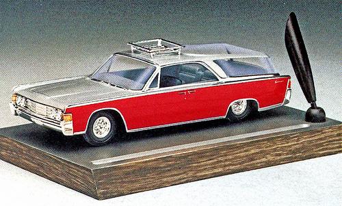 Lincoln wagon 65 terminée 43815910