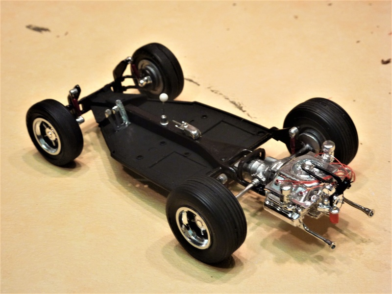 projet buggy Empi Chassi10
