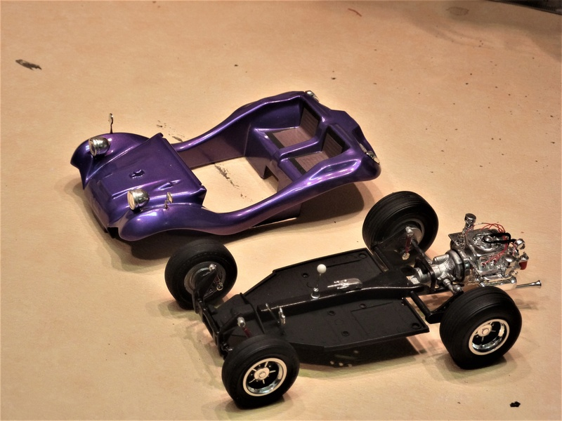projet buggy Empi Chassi12