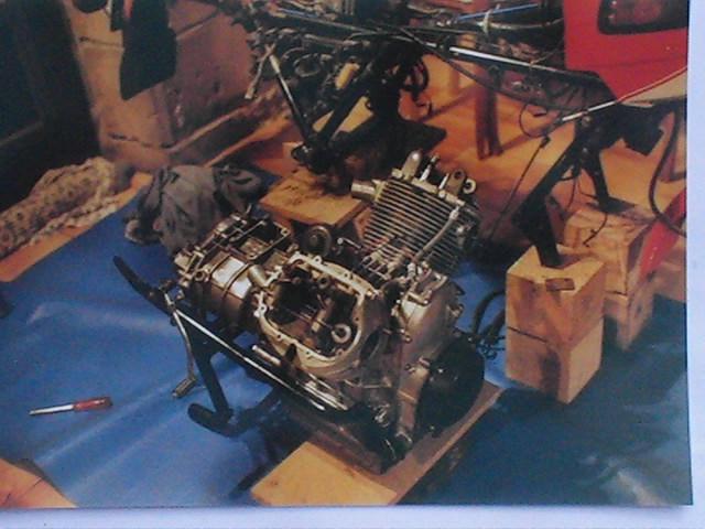 embrayage Guzzi V65NTX Photo_10