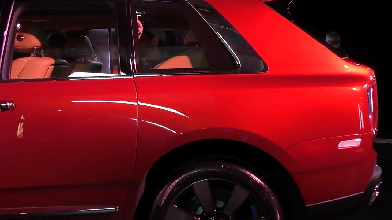 2017 - [Rolls-Royce] SUV Cullinan - Page 14 Screen18