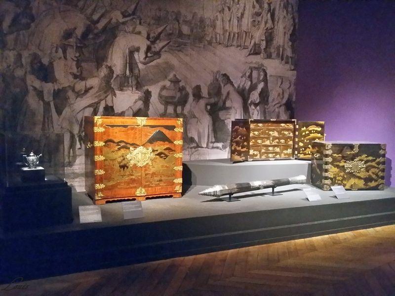 """Exposition """"Visiteurs de Versailles"""" 2017-2018 - Page 2 20171023"""
