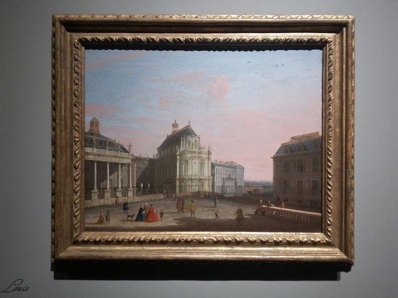 """Exposition """"Visiteurs de Versailles"""" 2017-2018 - Page 2 20171031"""