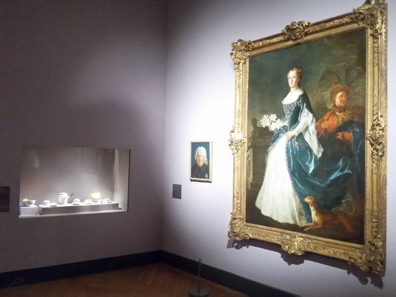 """Exposition """"Visiteurs de Versailles"""" 2017-2018 - Page 2 20171034"""