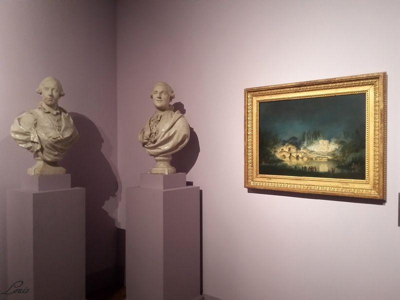 """Exposition """"Visiteurs de Versailles"""" 2017-2018 - Page 2 20171046"""