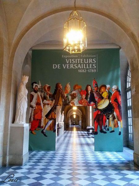 """Exposition """"Visiteurs de Versailles"""" 2017-2018 - Page 4 20171217"""