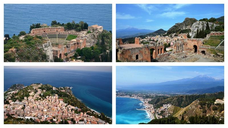 La Sicile coté mer Ionienne du 25 avril au 1 mai Taormi10