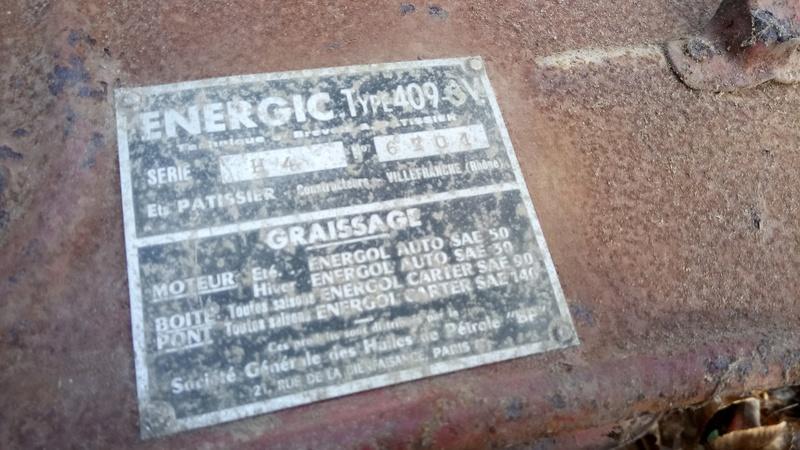 energic - ( Vends ) ENERGIC 409 dans le nord Cotentin Dsc_0519