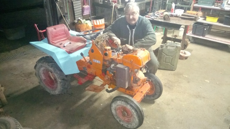 TRACTEUR - Micro-tracteur Motostandard 1031, bientot dans la cour Dsc_0611