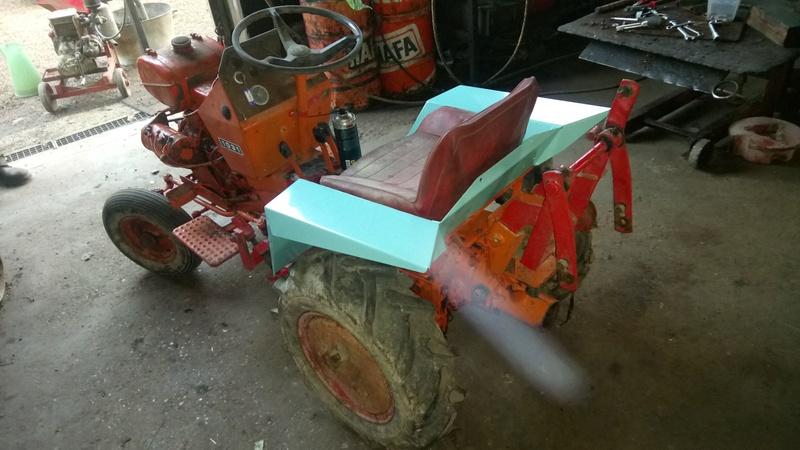 TRACTEUR - Micro-tracteur Motostandard 1031, bientot dans la cour Dsc_0612