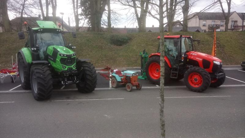 TRACTEUR - Micro-tracteur Motostandard 1031, bientot dans la cour Dsc_0712