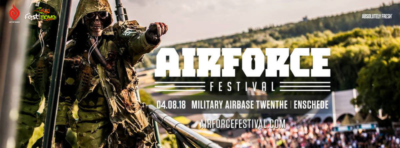 AIRFORCE Festival - 04 Aout 2018 - Military AirBase Twenthe - Enschede - NL 13913910