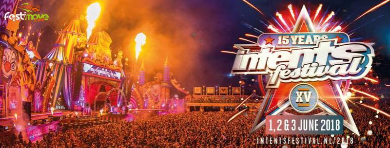 INTENTS FESTIVAL SAMEDI - 2 Juin 2018 - Oisterwijk (NL) 18813410