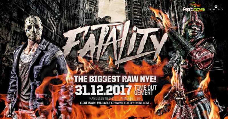 Fatality - The Biggest RAW NYE - 31 Décembre 2017 - Time Out - Gemert - NL 22538210