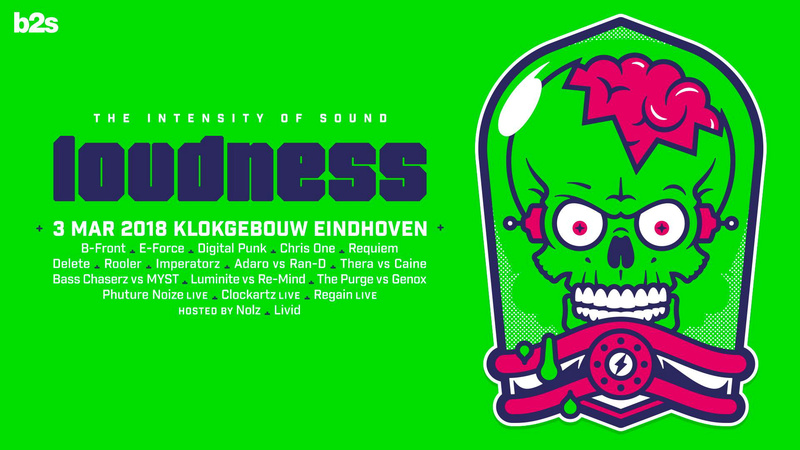 LOUDNESS - 3 Mars 2018 - Klokgebouw - Eindhoven - NL 23593510