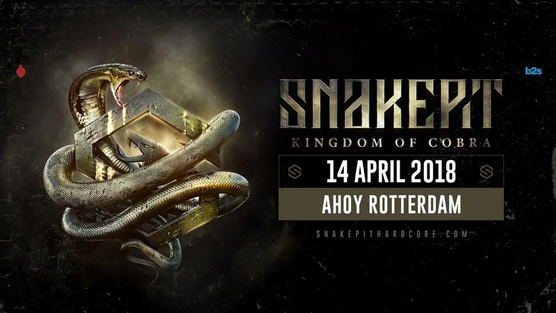 Snakepit - 14 Avril 2018 - Rotterdam Ahoy - NL 25073110