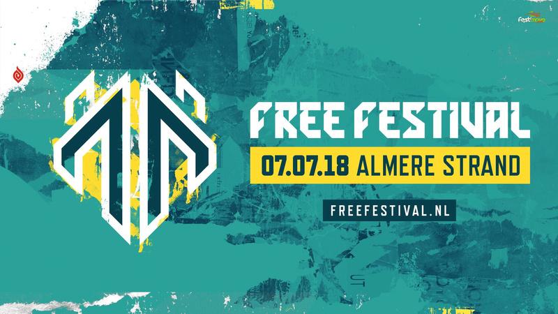 Free Festival - 7 Juillet 2018 - Almere Strand - NL 26170510