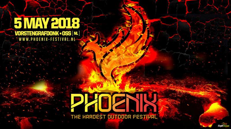 Phoenix - The Hardest Outdoor Festival - 5 Mai 2018 - Vorstengrafdonk - Oss - NL 26221210