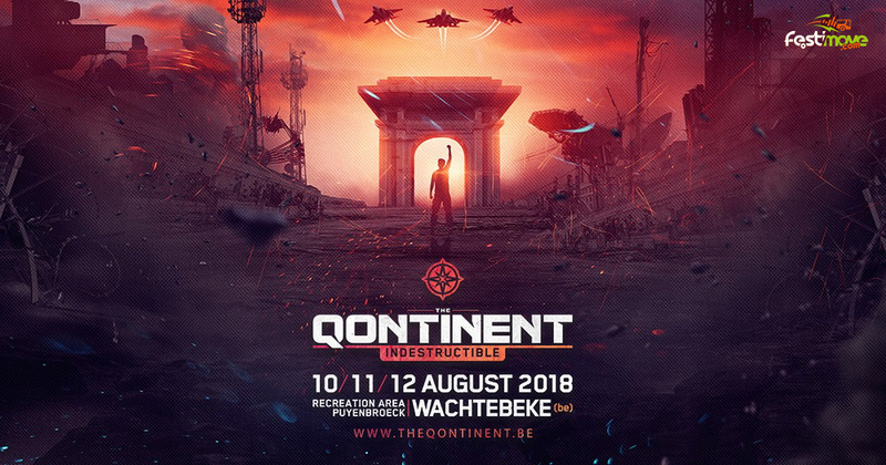 THE QONTINENT - 10-11-12 Aout 2018 - Recreation area Puyenbroeck, Wachtebeke - BE 28423410