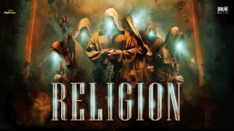 BKJN present : Religion - Mercredi 9 Mai 2018 - Dans une véritable église - NL Fd4eef10