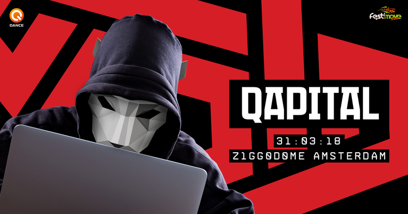 QAPITAL - 31 Mars 2018 - Ziggodome - Amsterdam - NL Qapita10