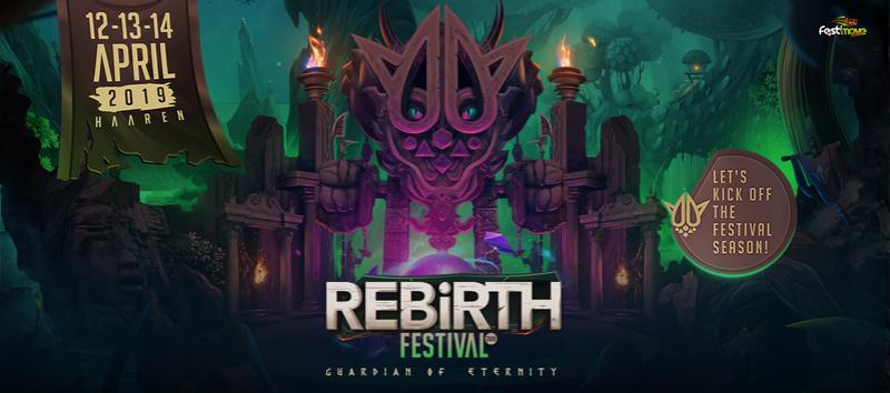 Rebirth Festival Weekend - 12-13-14 Avril 2019 - Raamse Akkers - Haaren - NL Rebirt10