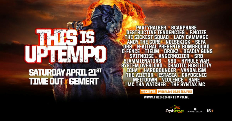 This is Uptempo - 21 Avril 2018 - Time Out - Gemert - NL This-i10