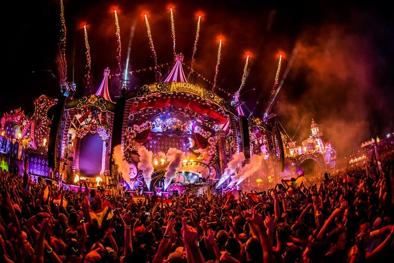 TOMORROWLAND 2018 - Weekend 2 - 26-30 Juillet 2018 - Boom - Belgique Tomorr10