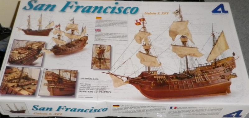 "Le "" SAN FRANCISCO "" Kit AL au 1/90° Imgp6417"