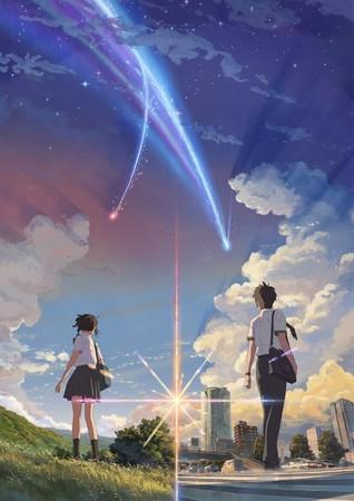 Your name - Makoto Shinkai  Your-n10