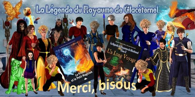 Au chateau de Glacéternel - Page 5 Bisous11
