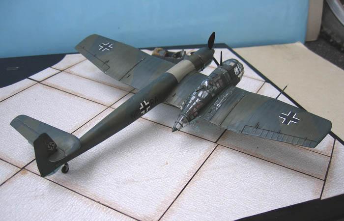 Blohm & Voss 141 - Airfix - 1/72 Bv_14111