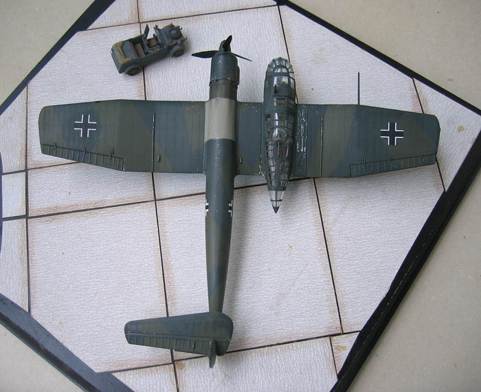 Blohm & Voss 141 - Airfix - 1/72 Bv_14113