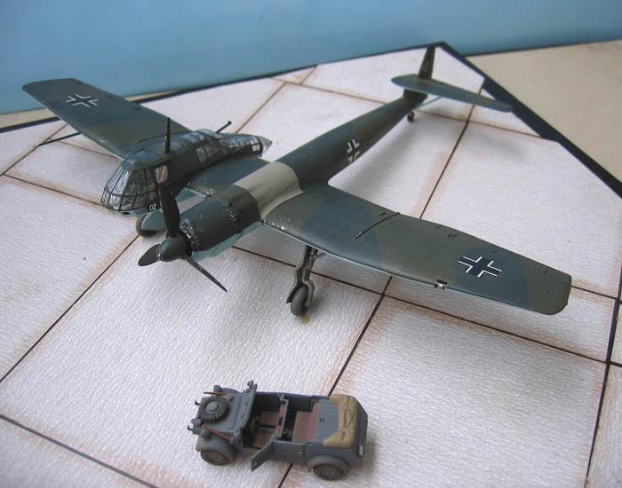 Blohm & Voss 141 - Airfix - 1/72 Bv_14114