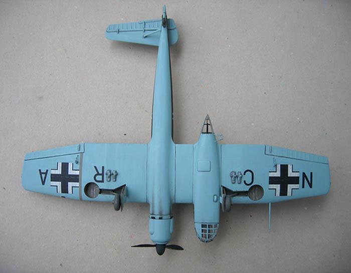 Blohm & Voss 141 - Airfix - 1/72 Bv_14115